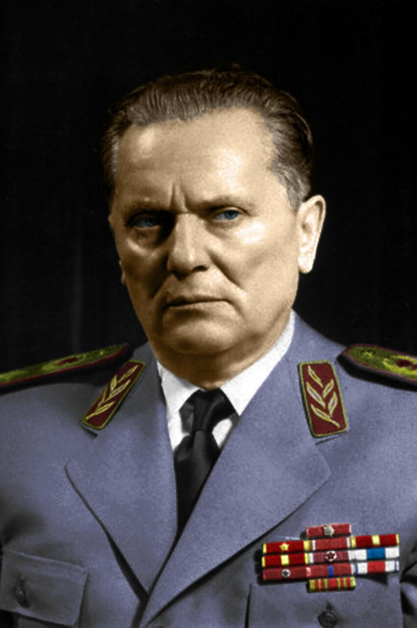Tito Jugoslawien